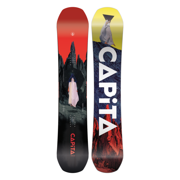 Capita Defenders Of Awesome 156cm 2021 tabla de snowboard