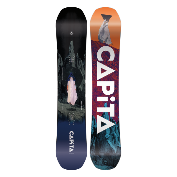 Capita Defenders Of Awesome 157cm Wide 2021 tabla de snowboard