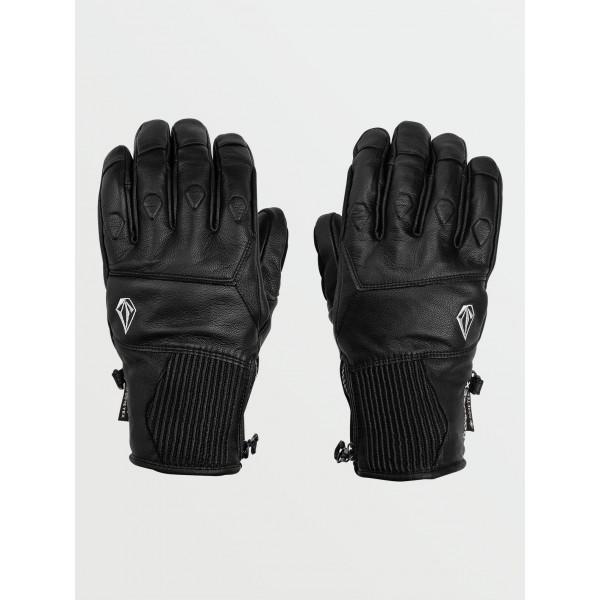 Volcom Service gore-tex black 2021 guantes de snowboard