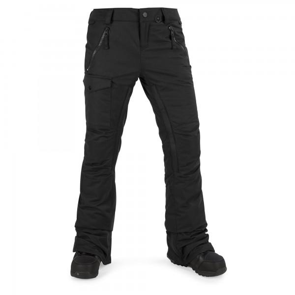 Volcom Selwyn Insulated black 2018 pantalón de snowboard de mujer