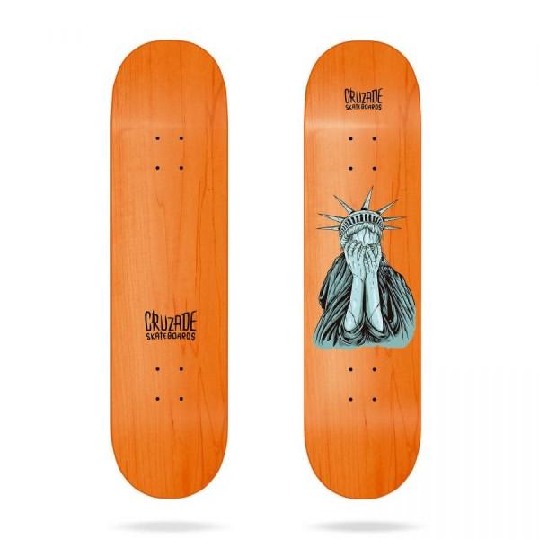 "Cruzade Shame 8,25"" tabla de skateboard"