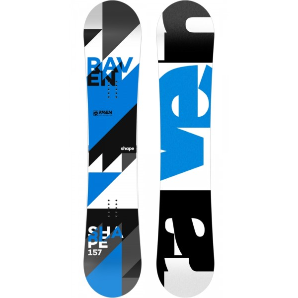 Raven Shape tabla de snowboard