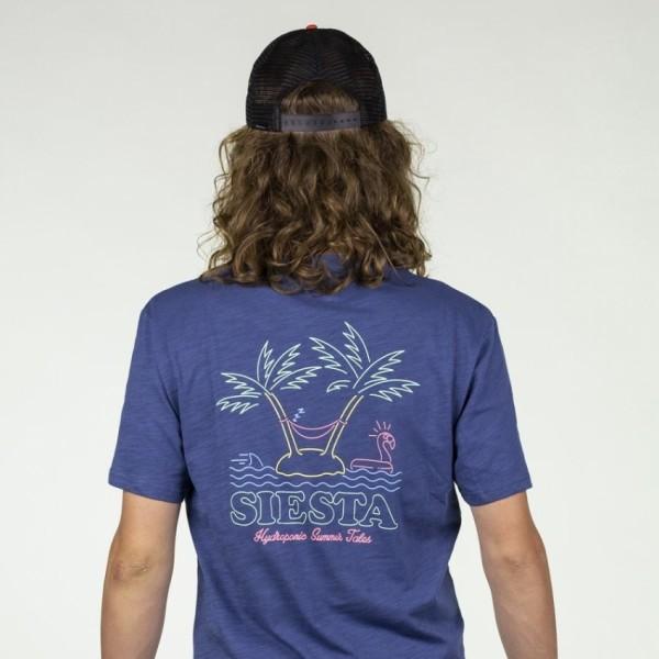 Hydroponic Siesta 2.0 blue 2020 camiseta