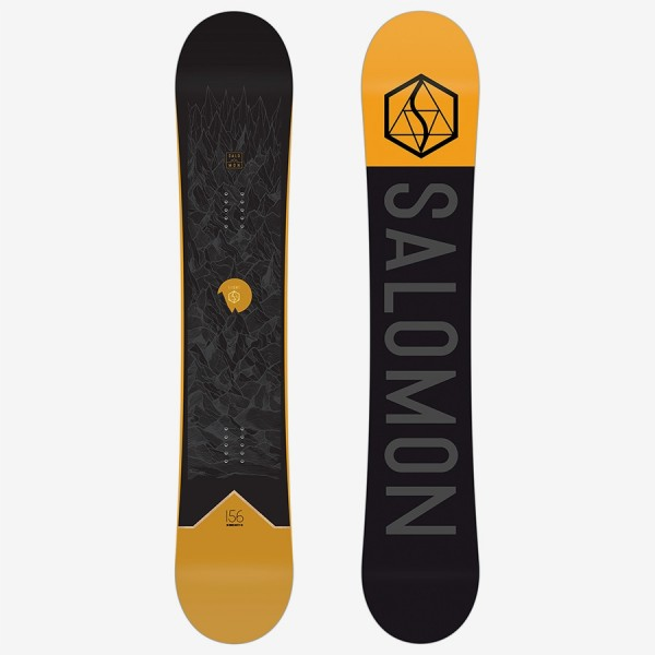 Salomon Sight WIDE 2020 tabla de Snowboard