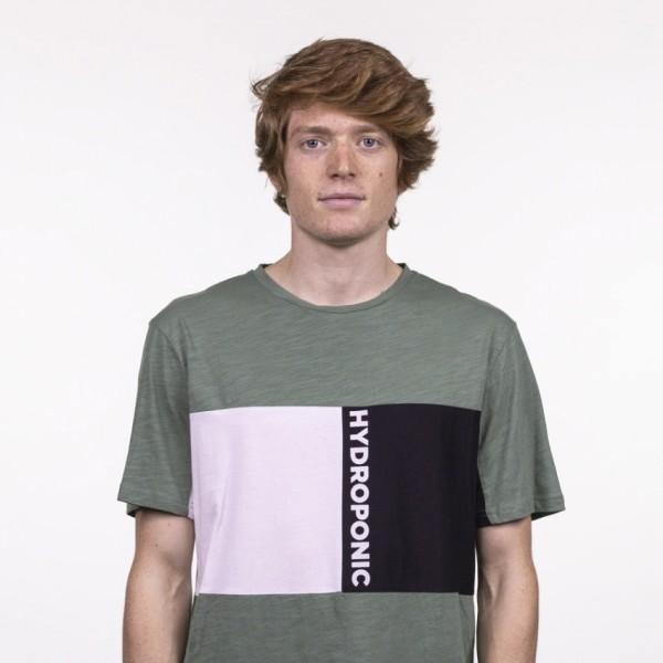 Hydroponic Sinclair green white black 2021 camiseta