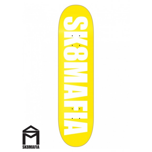 Sk8mafia OG Logo Highlight 8.1 Tabla de skate