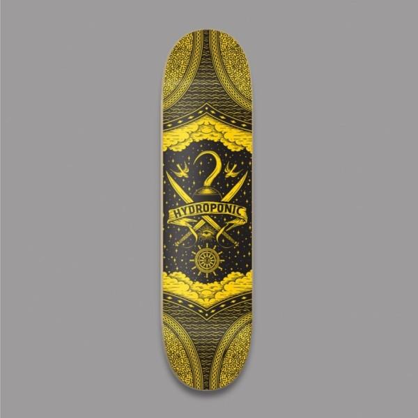 Hydroponic Pirate 8'' tabla skateboard
