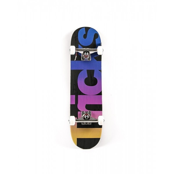 Tricks Multicolor 7.25'' x 28''  skateboard completo