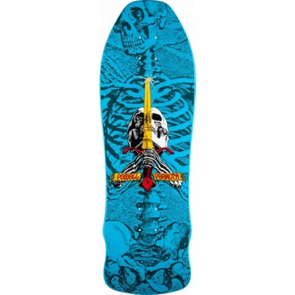 Powel Peralta Geegah Skull and Sword 9,75'' tabla skateboard