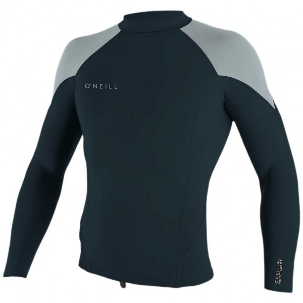 O'neill Reactor II 1,5mm long sleeve slate camiseta de neopreno