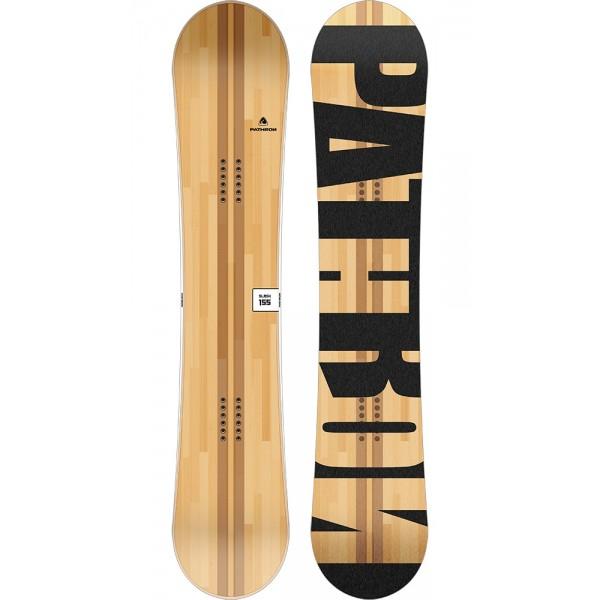 Pathron Slash WIDE tabla de snowboard