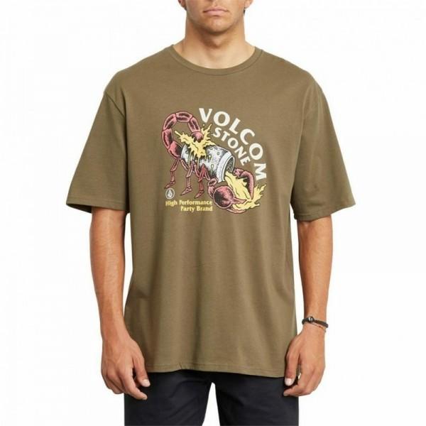 Volcom Scorps rlx military 2021 camiseta