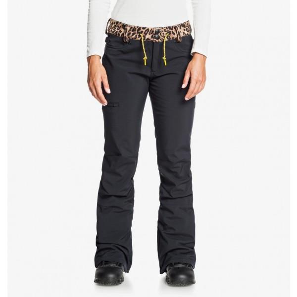 Dc Viva softshell black kvj 2021 pantalon de snowboard de mujer