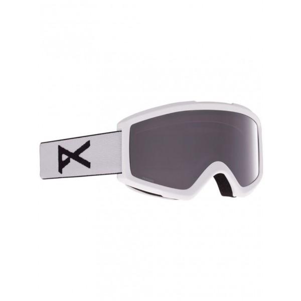 Anon Helix perceive white sun onyx 2021 gafas de snowboard