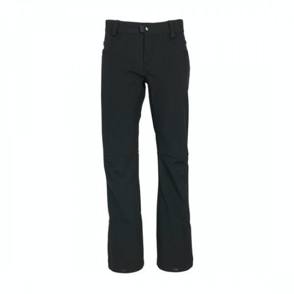 686 Gossip softshell black 2021 pantalón de snowboard de mujer