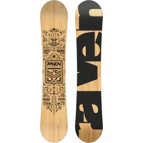 Raven Solid WIDE tabla de snowboard