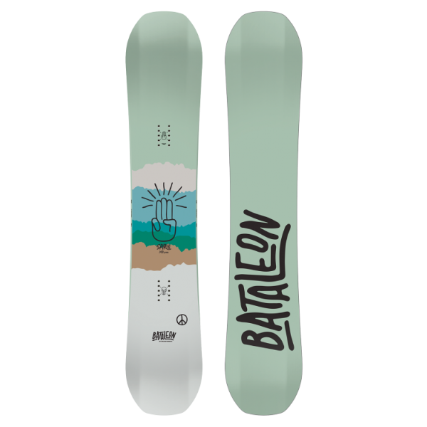 Bataleon Spirit 2020 tabla de snowboard de mujer