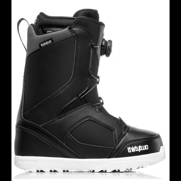 Thirtytwo STW BOA black 2020 Botas de snowboard