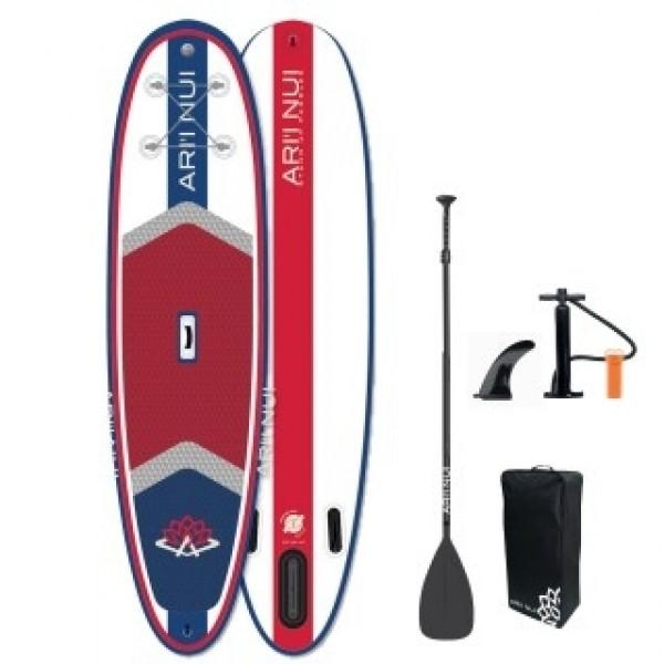 "Ari´i Nui Hinchable Prime H-Light 10´6"" pack completo paddle surf"