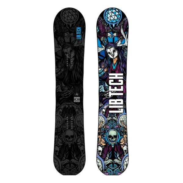 Lib Tech Terrain Wrecker WIDE 2021 tabla de snowboard