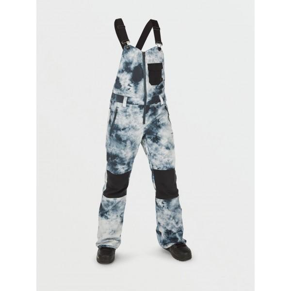 Vissla Established tie dye stripe blue 2020 camiseta
