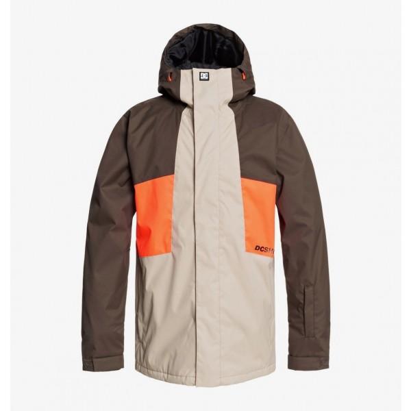 Dc Defy twill tka 2021 chaqueta de snowboard