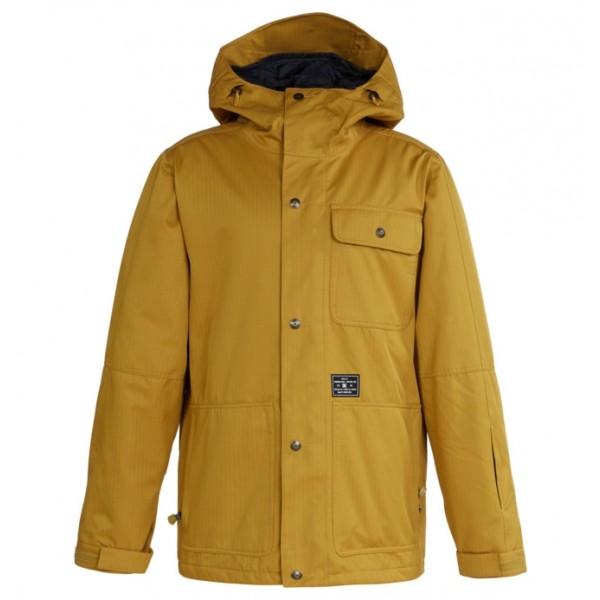 Dc Transition reversible anorak gray morn sfm 2021 chaqueta de snowboard de mujer