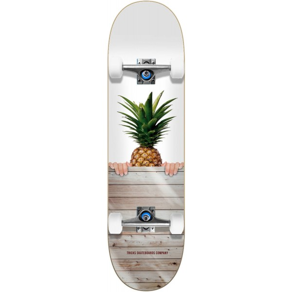 Tricks Pineapple 7.375'' Skateboard completo
