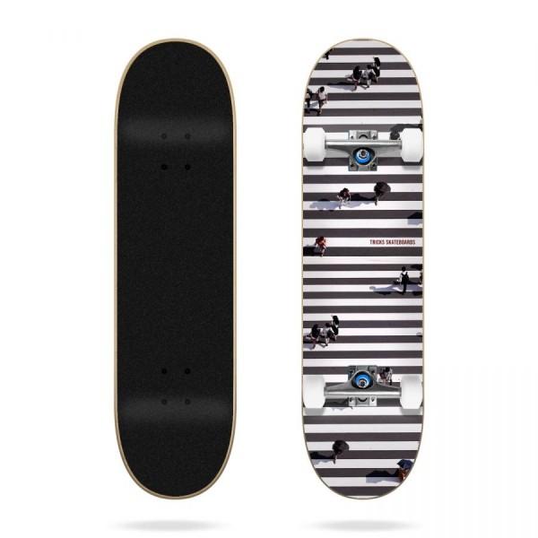 Tricks Street 7.75'' Skateboard completo