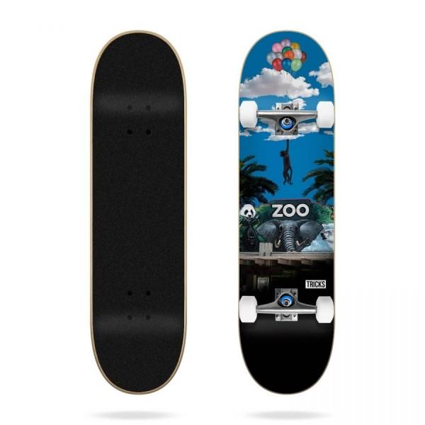 Tricks Zoo 7.375'' Skateboard completo