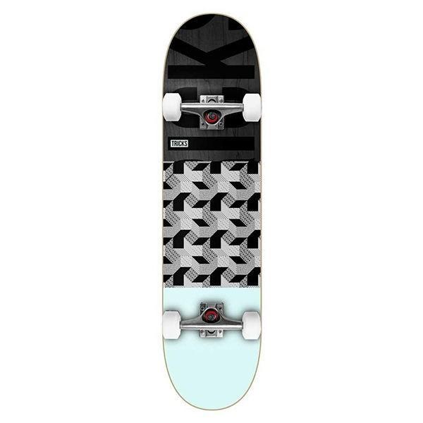 Tricks Triple 8,0'' Skateboard completo