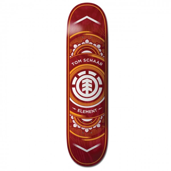 "Element Schaar Trojan 8,25"" tabla de skate"