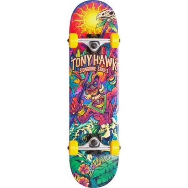 "Tony Hawk 360 Utopia Mini 7,25"" skateboard completo"