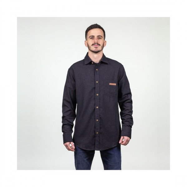 Hydroponic Concrete charcoal 2021 camisa