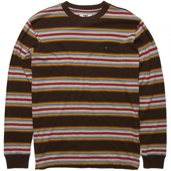 Vissla Valley java 2020 camiseta de manga larga