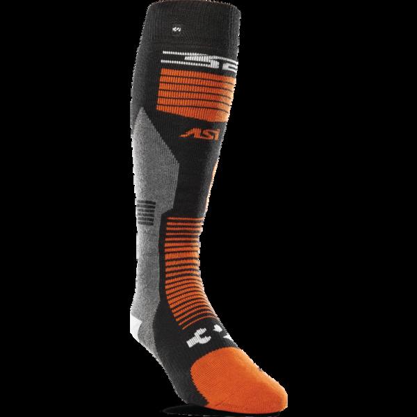 Thirtytwo Asi Merino vapor orange 2020 calcetines de snowboard