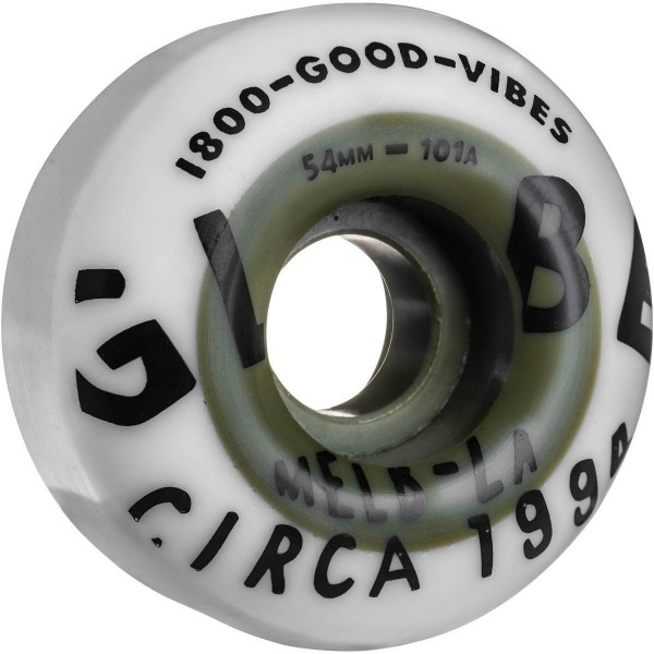 Globe Good Vibes 54mm Ruedas de skateboard