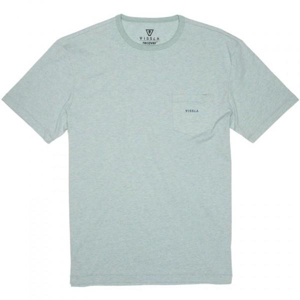Vissla Vintage Upcycled jade 2020 camiseta