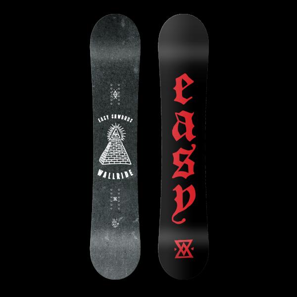 Easy Wallride 2020 tabla de snowboard