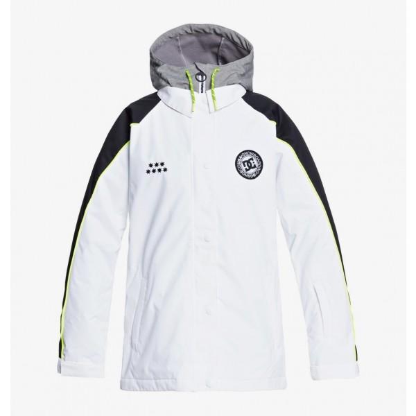 Dc DCSC white wbb 2021 chaqueta de snowboard de mujer