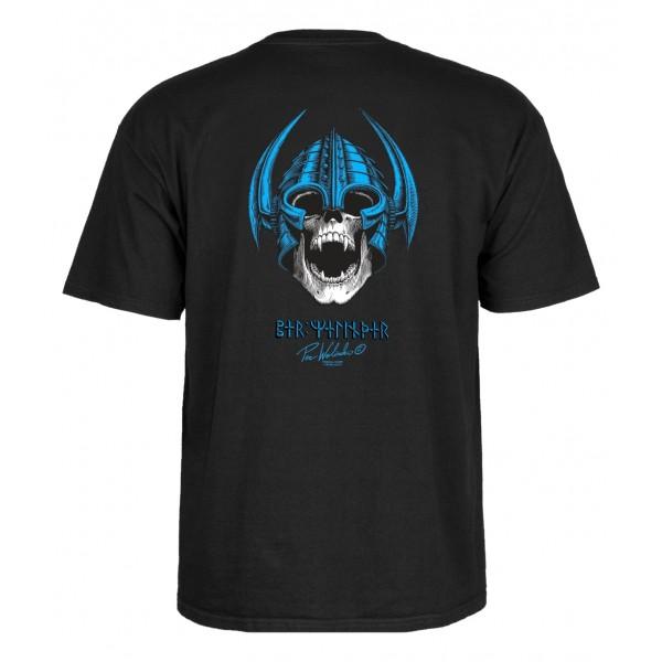 Powel Peralta Welinder Nordic Skull black 2020 camiseta