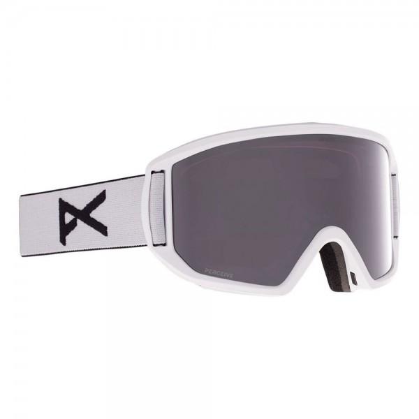Anon Relapse white perceive sunny onyx 2021 gafas de snowboard