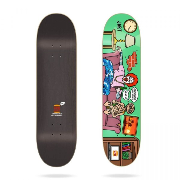 "Jart XDXDXD 8,125"" tabla de skate"