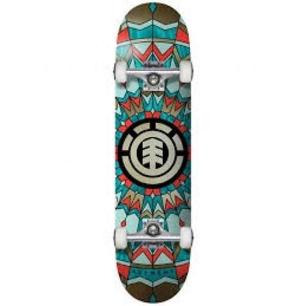 "Element Zube 7,75"" skateboard completo"