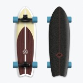 Hydroponic Classic 2.0 30,875'' Surfskate completo