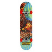 "Tony Hawk 180 golden hawk 7,75"" skateboard completo"
