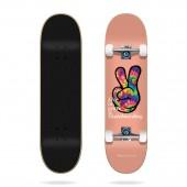 "Tricks Peace 7,75"" Skateboard completo"