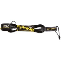 Dakine 12 x 5/16 w clip leash black 2018 invento de surf