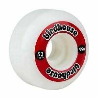 Birdhouse Logo 53mm red Ruedas de skateboard