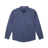 brixton central azul 2017 camisa